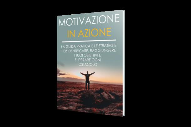 motivazione in azione ebook